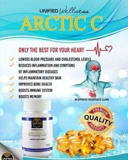 """Artic C """" Fish Oil"""""""