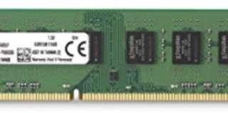 8gb 12800 ddr3 kingston