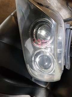 BMW E90 HEADLAMP WITH HID (Left Only)
