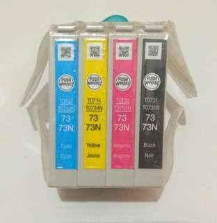 Tinta / Cartridge Epson 73N Original Set