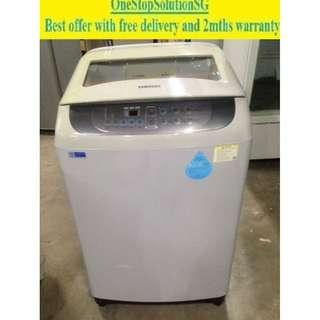 Samsung (8.5kg) washing machine / Washer  ($220 + FREE delivery and 2mths warranty)