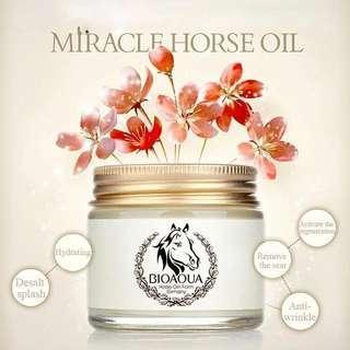 Serum wajah horse oil cream bioaqua