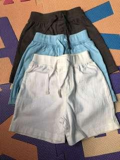 Baby Shorts (3-6 mths)