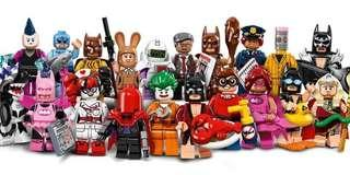 Lego Minifigures Batman Series