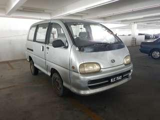 Perodua Rusa 1.3 (M) Cash Buyer Only