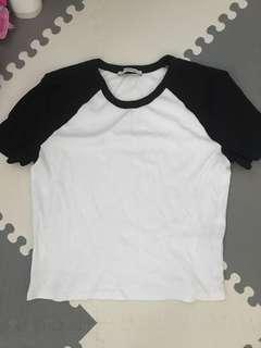 Zara top / zara blouse