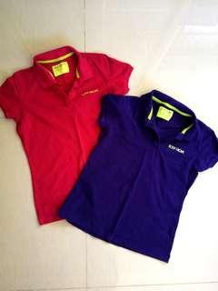 Body Glove collar tshirt