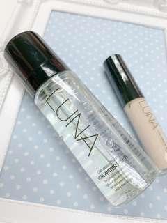 韓國Luna 🎀 Vita Water Fixer 保濕定妝化妝水 噴霧 爽膚水 skin care make up