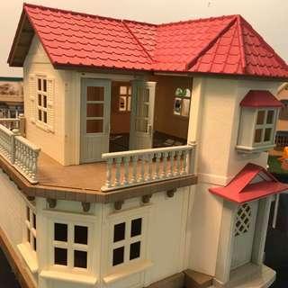 Sylvanian Families doll house