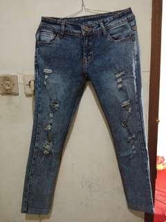#bersihbersih jeans