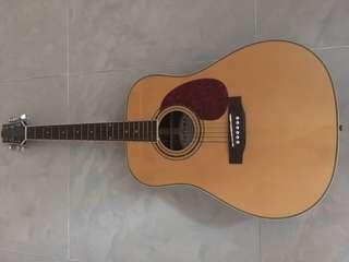 Toyama結他acoustic guitar