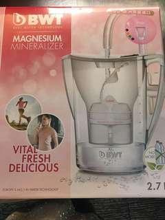 鎂離子健康濾水壺2.7L