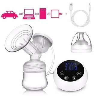 BABEILE Automatic Breast Pump free  5pcs GABAG KANTONG ASI