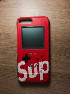 Supreme Case Game Boy - iPhone 7+/8+