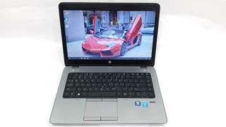 HP EliteBook 840 Core i5 vPro, 16GB DDR3 Ram, 256GB SSD, Fingerprint Reader, Keyboard Backlight, 14 inch HD LED, Windows 10 Home