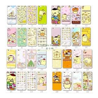 🚚 PO Pompompurin Phone Covers IPhone Samsung Oppo Huawei