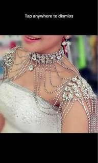 Gorgeous Bridal Accessories Instock 1pc