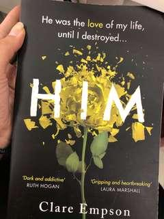 Him by Clare Empson Book