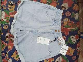 Forever 21 Ultra Vintage Shorts Denim Collection