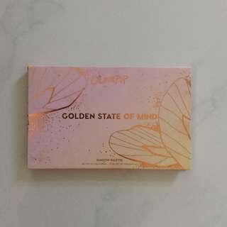 Colourpop Golden State of Mind Eye Shadow Palette