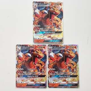 MINT condition Charizard GX