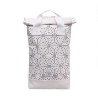 【Instock】AD X Issey Miyake 3D Urban Mesh Roll Up Unisex Casual Backpack