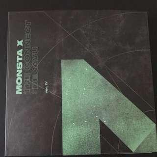 wts: monsta x the connect album