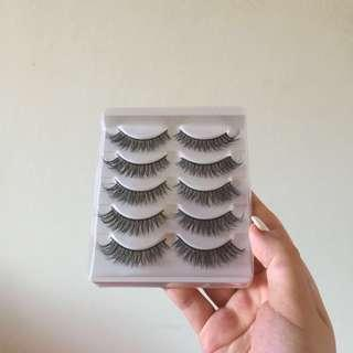 [NEW] 5 pairs of lashes