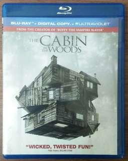 Blu ray The cabin in the woods