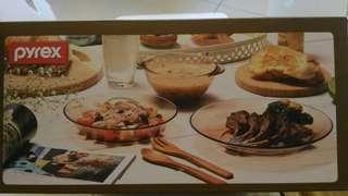 🚚 康寧琥珀三件式餐盤組