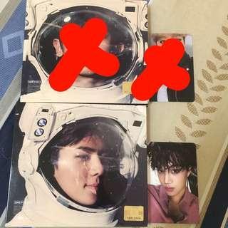 🚚 EXO Sing for you 中韓文版專輯出清 勳封面 開小卡