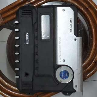 Power Amp 4channel