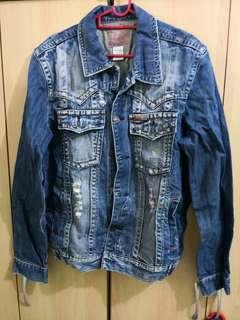 Denim Jacket (size L)