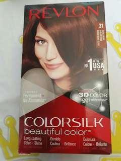 Revlon Colorsilk Hair Color in Dark Auburn
