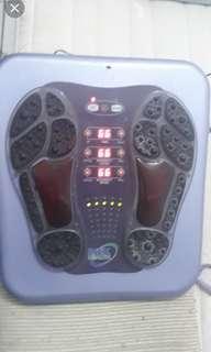 JUAL MURAH BU. Alat pijat kaki.akupuntur. Ada infrared utk menghangatkan, ada remote. Fungsi normal