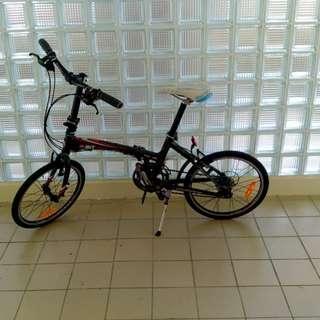 Mit Pro-F1 Foldable Bike
