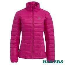 全新-哈克士HAKERS女款800FP輕量羽絨外套(玫紅)/M號和L號各1/原價5990元