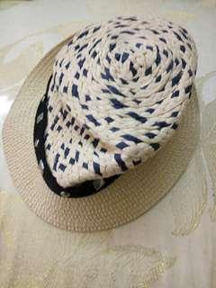 🚚 男童草帽