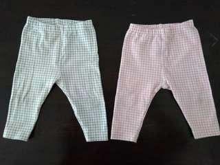 UNIQLO Pants (2 pcs)