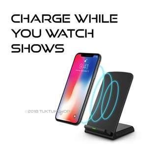 Wireless Charging Stand Dock