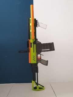 Nerf Worker Honey Badger