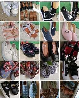 Paket usaha sepatu