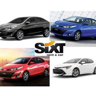 TOYOTA VIOS LEASING PROMOTION 2019