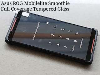 🚚 Asus ROG Mobilelite Smoothie Full Coverage Tempered Glass