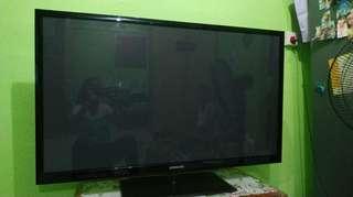 Spoilt Samsung tv