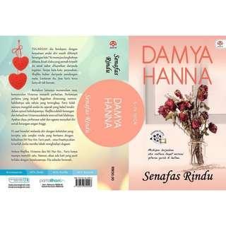 Senafas Rindu Novel (PRE-ORDERS ONLY)