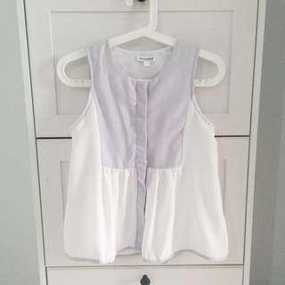 Eunoia White Top