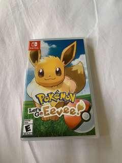 Used Pokémon Let's Go Eevee | Nintendo Switch