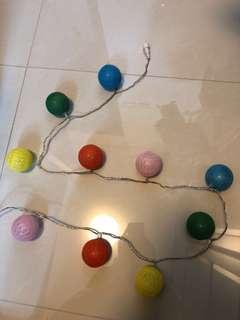 SUSHINE彩色LED燈泡
