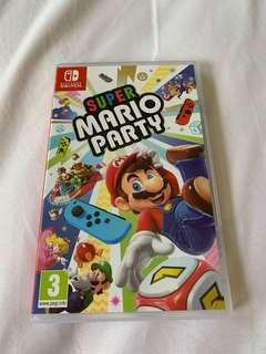 Used Super Mario Party | Nintendo Switch